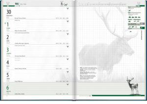 ... czytelne, branżowe kalendarium