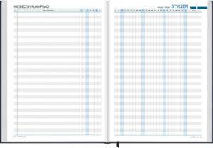 ... monthly work schedules
