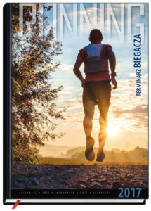 the cover of Running Calendar 2017