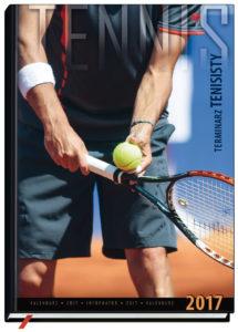 the cover of Tennis Calendar 2017