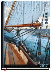the cover of Sailing Calendar 2017