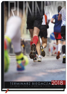 the cover of Running Calendar 2018
