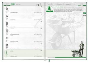 … czytelne, branżowe kalendarium