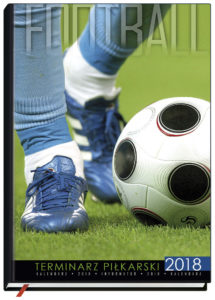 the cover of Football Calendar 2018