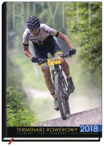 the cover of Bicycle Calendar 2018