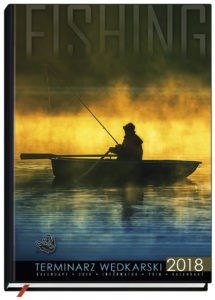 the cover of Fishing Calendar 2018